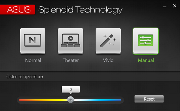 Asus Splendid Technology
