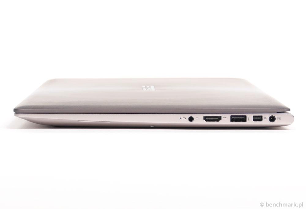 Asus Zenbook UX303LN prawy bok