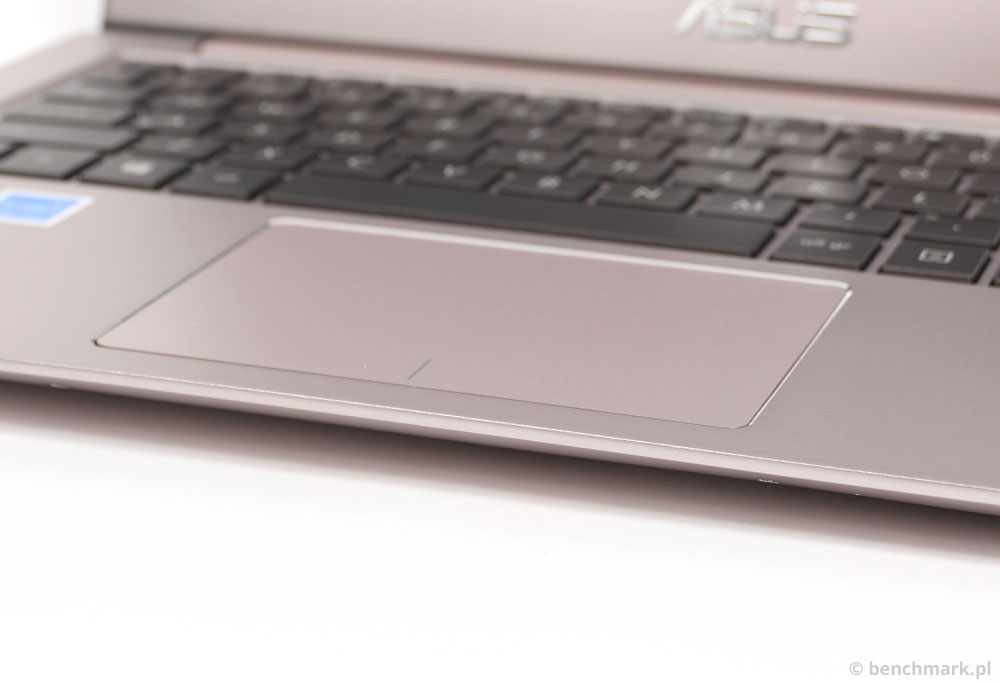 Asus Zenbook UX303LN touchpad