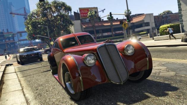 GTA V - samochody