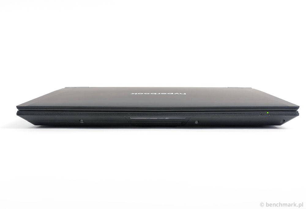 Hyperbook X15 przód