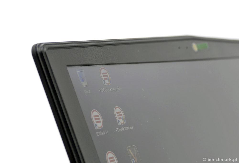 Hyperbook X15 ramka ekranu