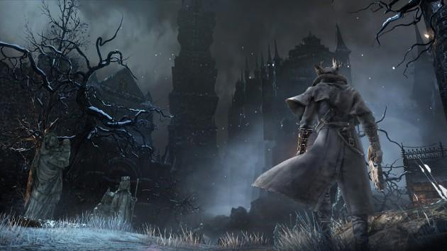 Bloodborne – w poblizu zamku
