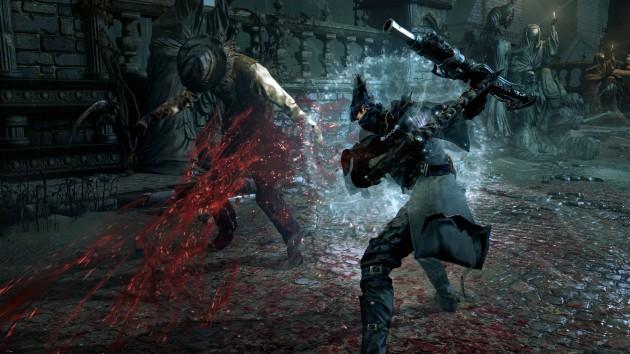Bloodborne – śmierć wroga