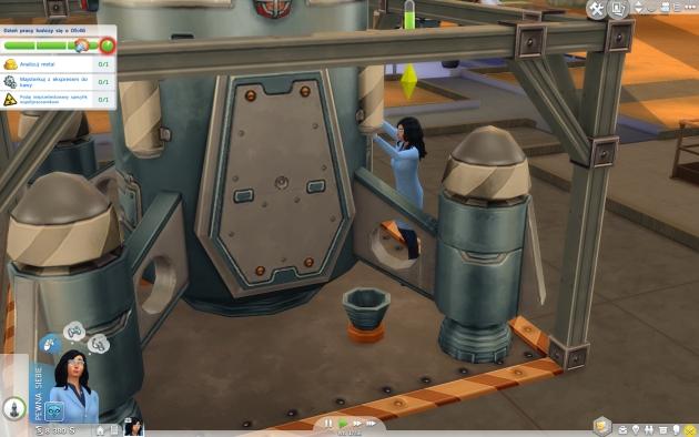 The Sims 4: Witaj w pracy – naukoweic