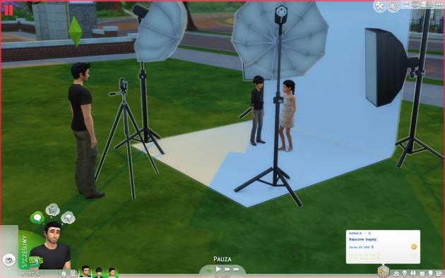 The Sims 4: Witaj w pracy – sesja foto