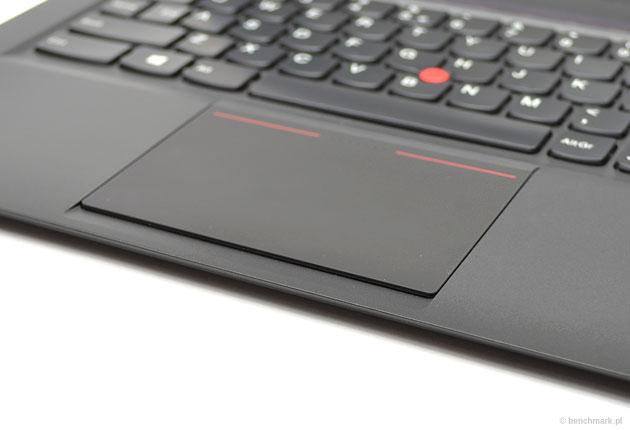 Lenovo X1 Carbon 2014 touchpad