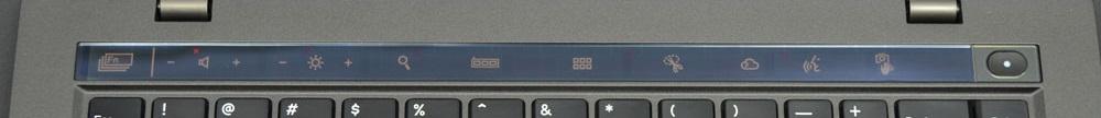 Lenovo X1 Carbon panel funkcyjny