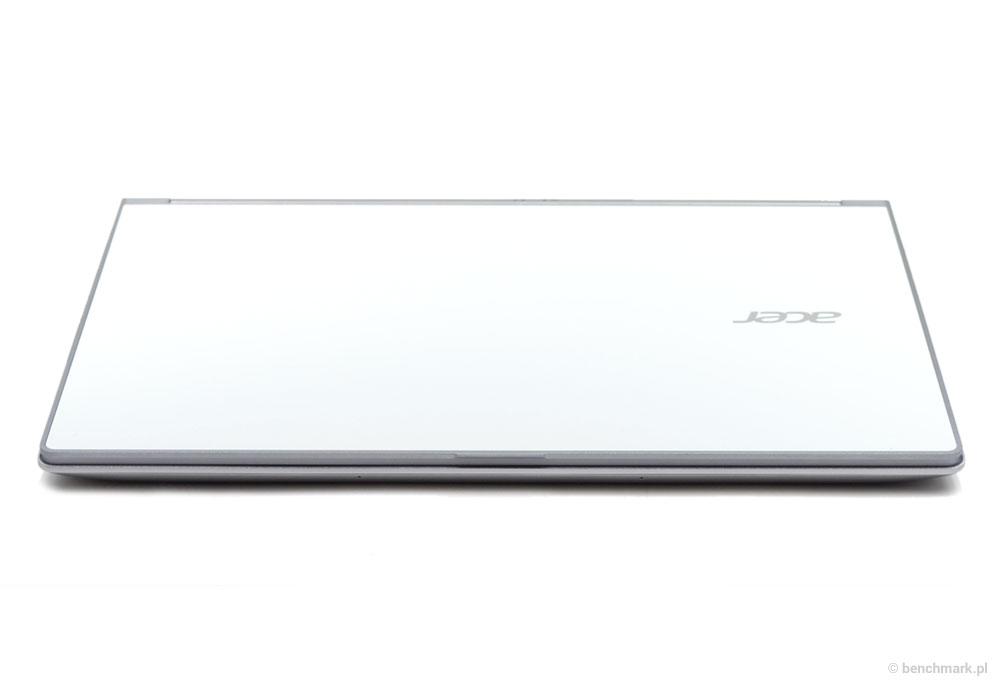 Acer Aspire S3-392 pokrywa ekranu