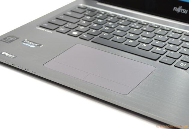 Fujitsu LifeBook U904 touchpad