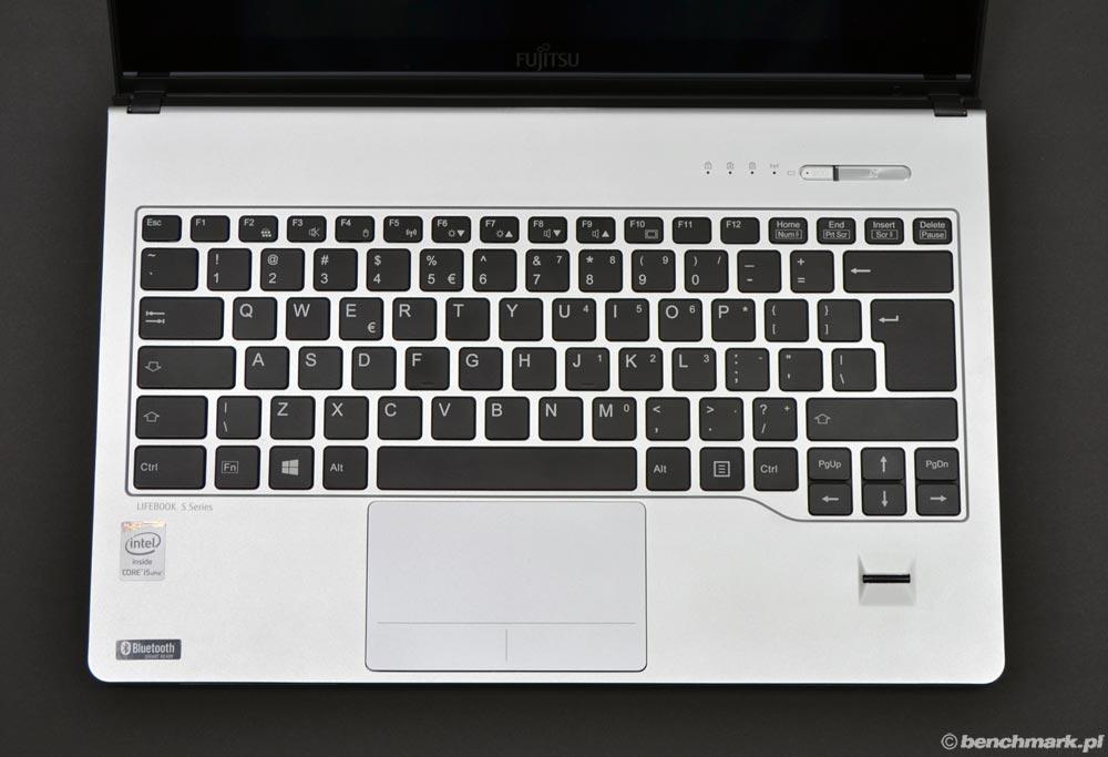 Fujitsu LifeBook S904 klawiatura