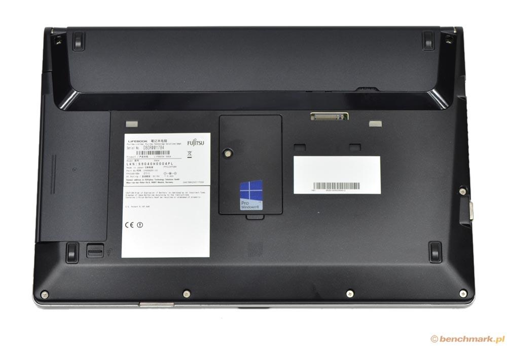 Fujitsu LifeBook S904 spód obudowy