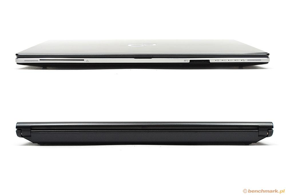 Fujitsu LifeBook S904 przód