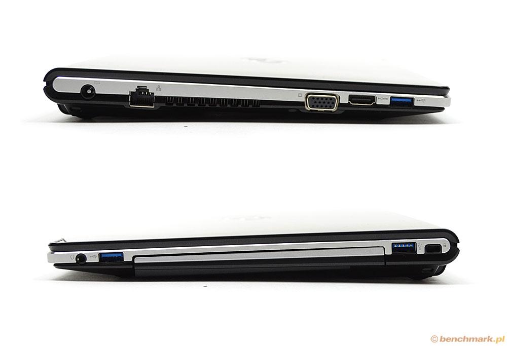 Fujitsu LifeBook S904 boki