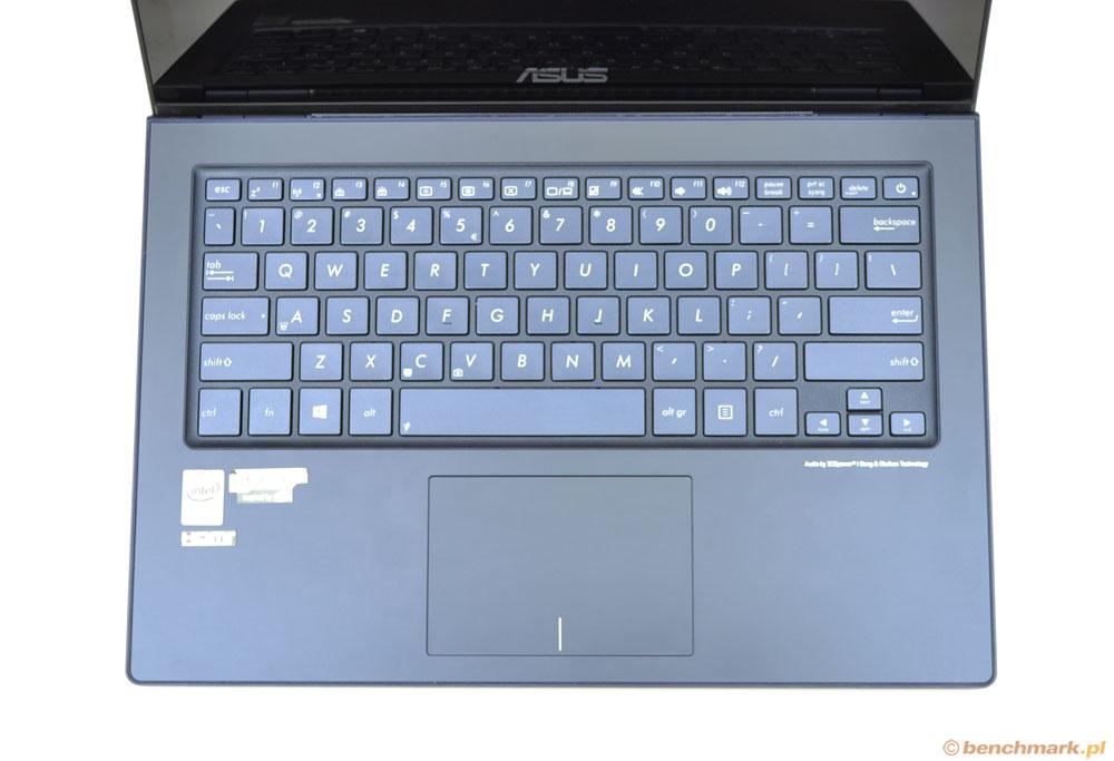 Asus Zenbook UX301LA klawiatura