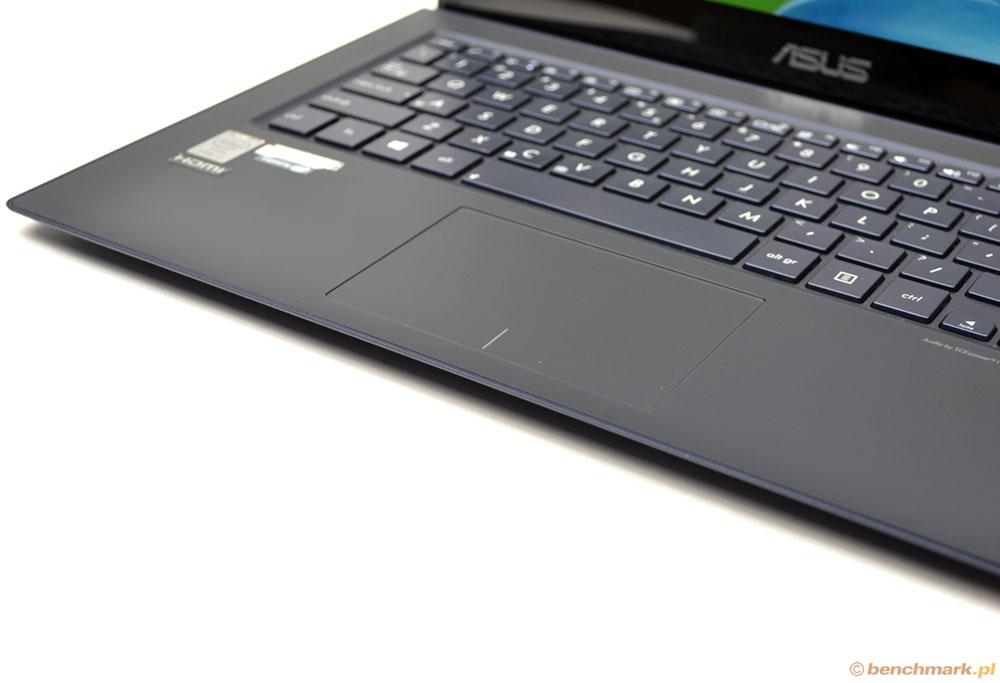Asus Zenbook UX301LA touchpad
