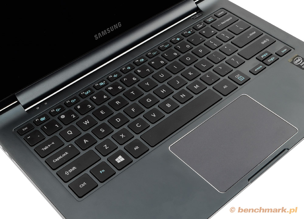 Samsung ATIV Book 9 Plus klawiatura