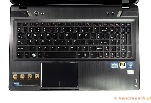 Lenovo Y580 klawiatura