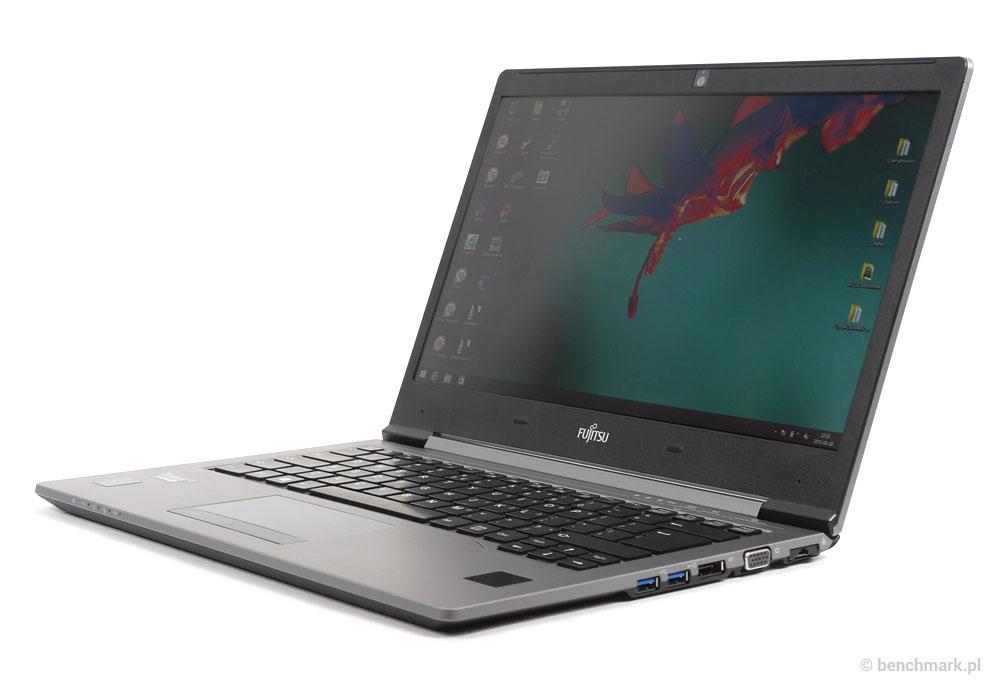 Fujitsu Lifebook U745 profil przód
