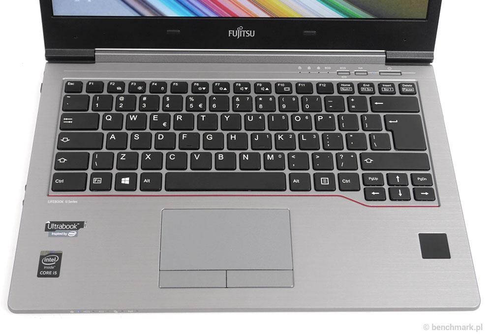 Fujitsu Lifebook U745 klawiatura