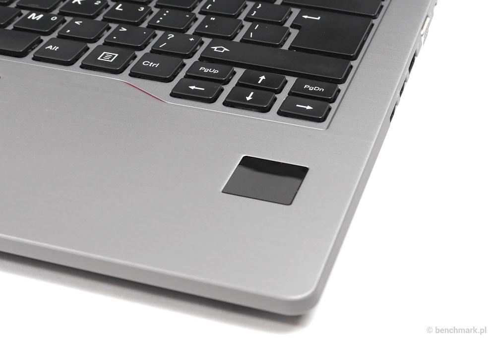 Fujitsu Lifebook U745 Palm Secure