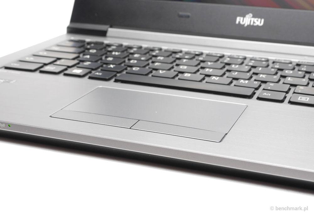 Fujitsu Lifebook U745 touchpad