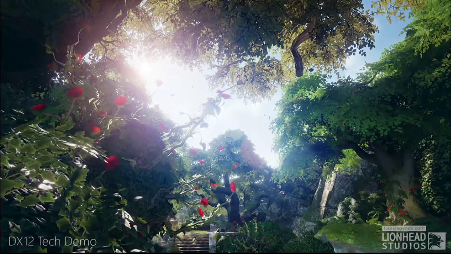 DirectX 12 -demo