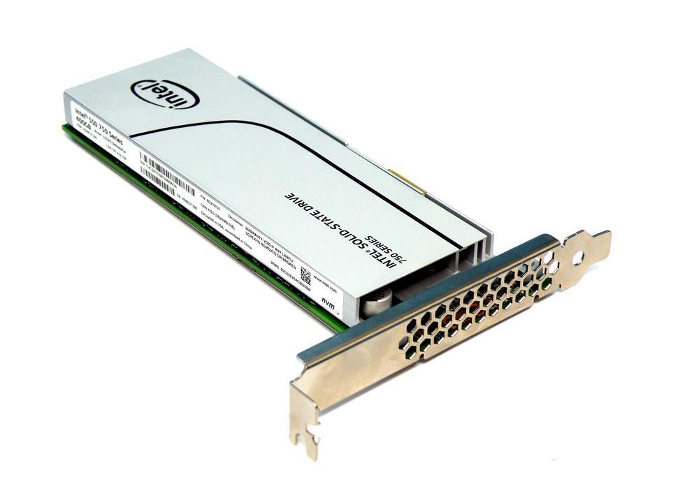 Intel SSD 750400 GB