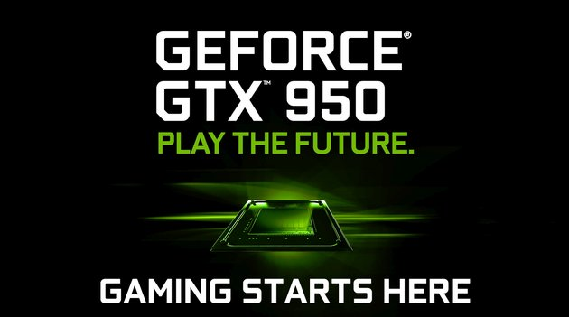 Nvidia Geforce GTX 950 - test