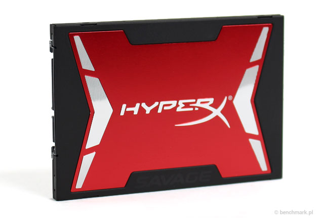 nośnik SSD Kingston HyperX Savage 480 GB