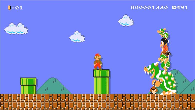 Super Mario Maker - recenzja