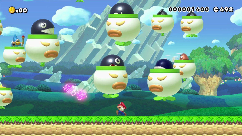Super Mario Maker - Super Mario World