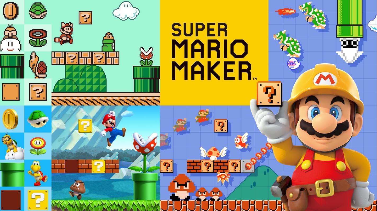 Super Mario Maker - w pigułce