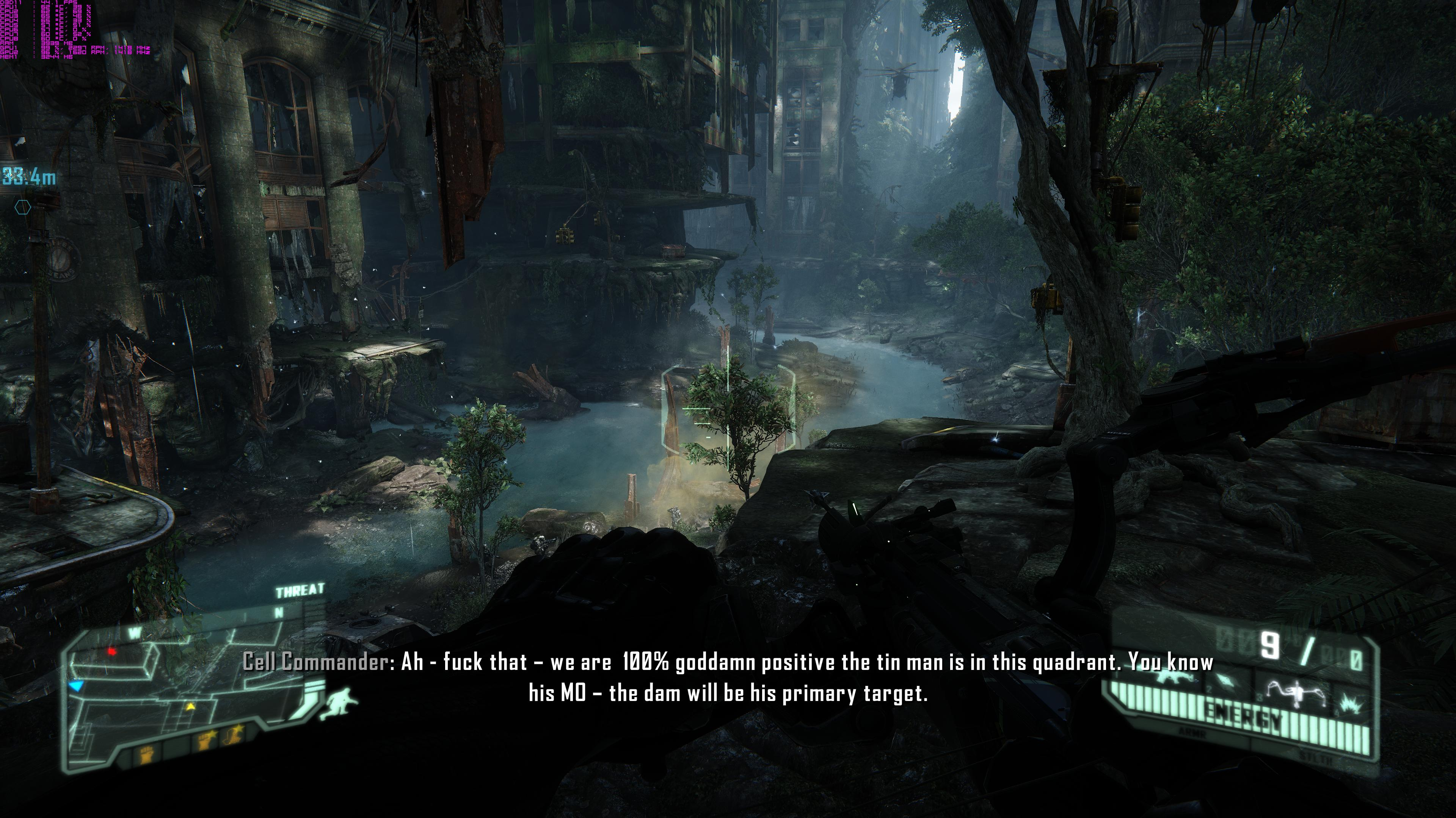 Crysis 3 (4K)