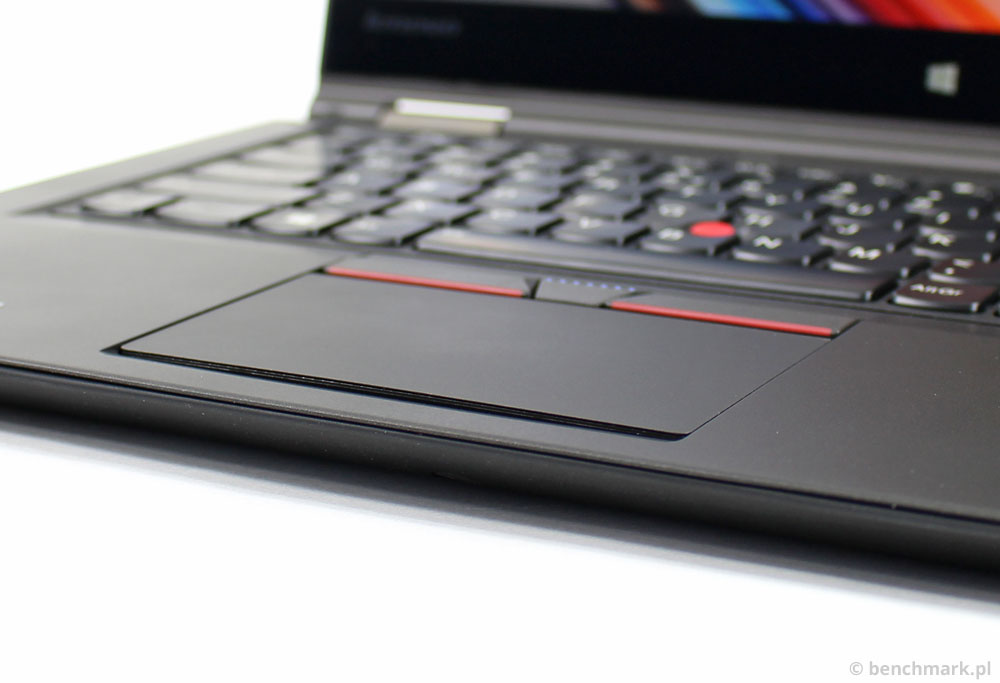 Lenovo ThinkPad Yoga 14 touchpad
