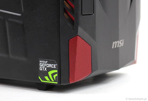 MSI Nightblade MI-017EU przód