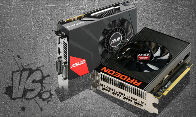 Radeon R9 Nano vs GeForce GTX 970 mini