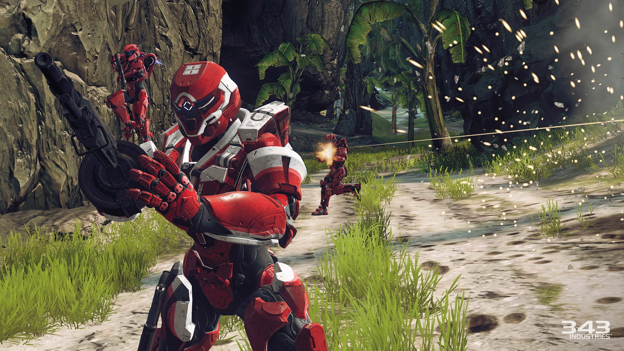 Halo 5: Guardians - tryb warzone