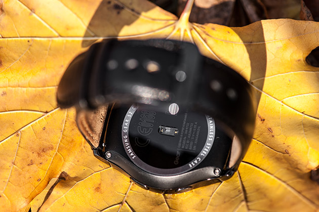 Samsung Gear S2 - sensory