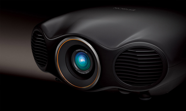 Laserowy projektor Epson