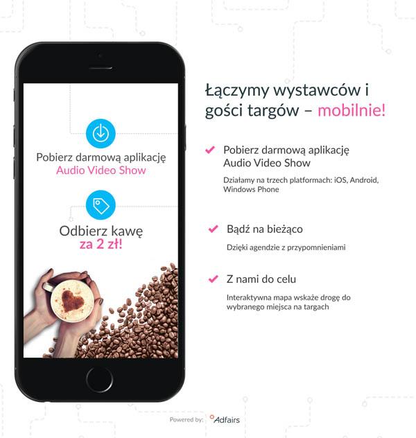 aplikacja av show 2015