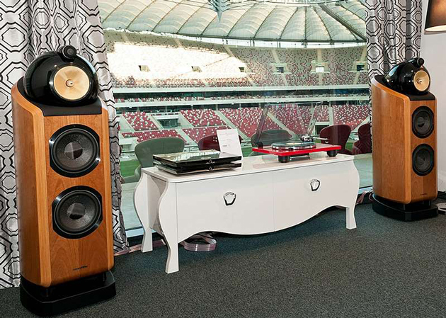 Audio Video Show - Stadion Narodowy