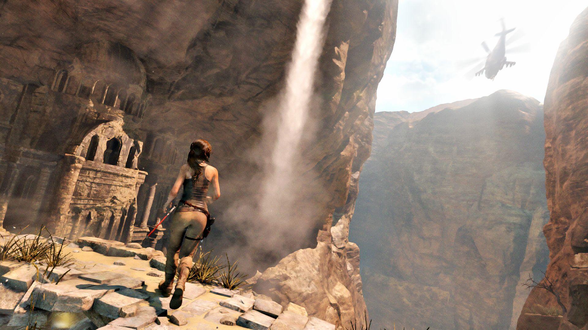 Rise of the Tomb Raider - poszukiwanie skarbów