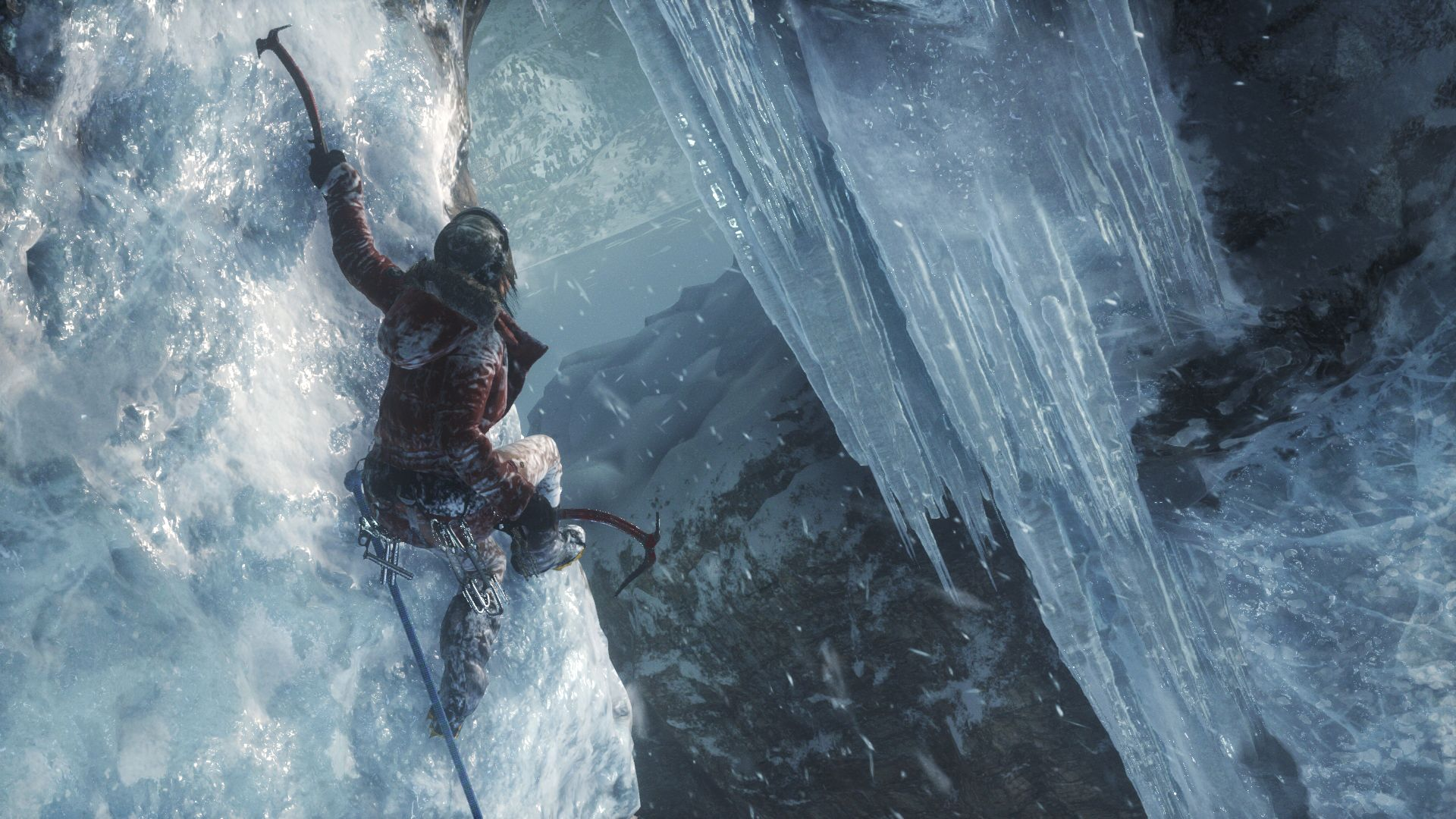 Rise of the Tomb Raider - fantastyczne lokacje