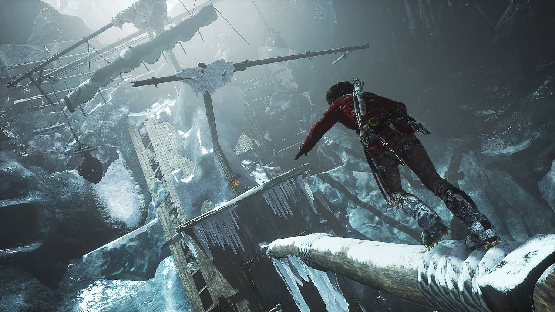 Rise of the Tomb Raider - droga pełna wyzwań