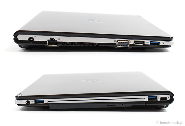 Fujitsu Lifebook S935 bok
