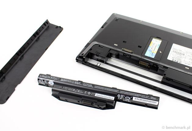 Fujitsu Lifebook S935 bateria