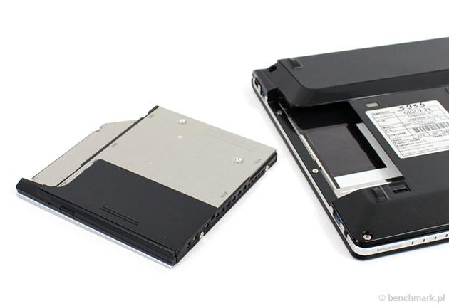 Fujitsu Lifebook S935 moduł napęd optyczny