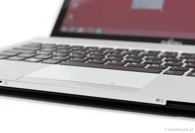 Fujitsu Lifebook S935 touchpad