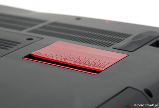 Acer Predator 15 głośniki